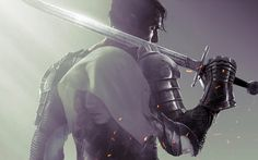 HD Background Dark Souls 2 Knight Armor Sword Game Character Wallpaper | WallpapersByte