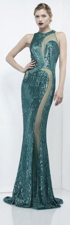 Zuhair Murad - Ready to Wear 2012-2013 Fall : Winter Evening Collection :: Paris