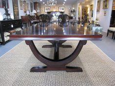 Baker Barbara Barry Rectangular Dining Table Eisenhower Consignment In Alexandria VA