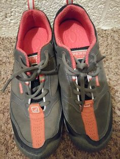 401e3cef722a Men s Sperry Sneakers. 10M Gray Black Red Good Condition  fashion  clothing   shoes  accessories  mensshoes  casualshoes (ebay link)