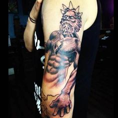 Bilderesultat for greek mythology rib tattoo
