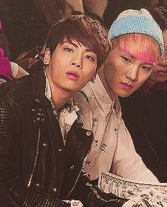 Jonghyun and Key