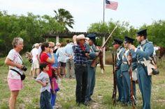 Palo Alto Battlefield | Living history program