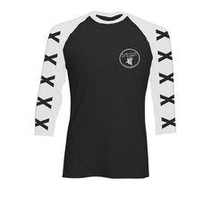 5SOS: Cross Sleeve Baseball