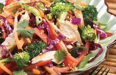 Zesty Asian Chicken Salad | EatFresh