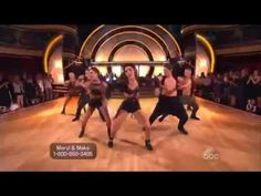 Meryl Davis & Maksim Chmerkovskiy - Salsa - Week 7 - Dancing with the Stars