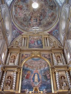 Altar de los Reyes, Catedral de Puebla, Pue. by Tach Jrez. Hra., via Flickr
