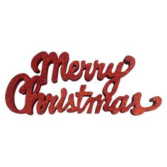 """Holiday Wood """"Merry Christmas"""" Table Sign"""