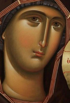 Religious Images, Religious Icons, Religious Art, Byzantine Art, Byzantine Icons, Jesus Face, Madonna And Child, Art Icon, Orthodox Icons