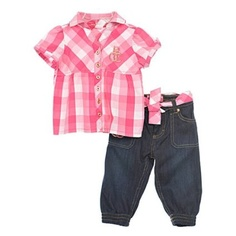 """Rocawear """"Country Glam"""" 2-Piece Outfit (Sizes 12M - 24M) $19.99"""