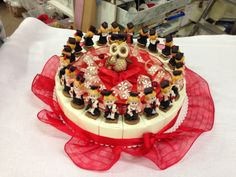 Torta laurea (Graduation cake)