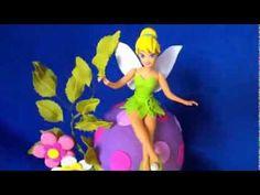 ▶ CAMPANITA Y LAS HADAS - www.tortasvicky.com - YouTube
