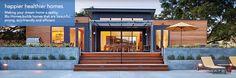 Blu Homes - Modern Green Prefab Homes http://www.bluhomes.com