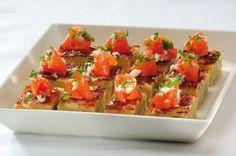 Lohella kruunattu buffetperunapaistos | K-Ruoka #kala