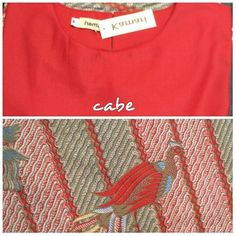 Kode : Tunik Batik  Bahan : katun ima + batik Warna:kuning, merah cabe, hitam, hijau, orange Size : (M : LD 100) (L : LD 104) ( XL : LD 108), P:80&106  IDR : 180K #brokat #brokatbali #brokatmurah #brokatsofia #katun #katunima #katunimabordir #katunimamurah #katunimacantik #katunimatoyobo #katunjepangmurah #blouse  #bluse  #kemeja #blousemurah #blouses #katuntoyobomurah #seragam #seragambatik #seragamkatun #fashion…