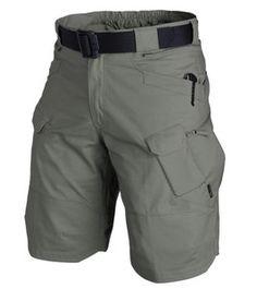 HELIKON-Tex Urban Tactical shorts táctico cargo shorts 8,5 pulgadas-Jungle Green