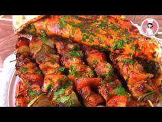 شيش طاووق في الفرن بالتتبيلة المميزة الشهية تحضر بطريقة سهلة وسريعة جربوها ( الحلقة 163 ) - YouTube