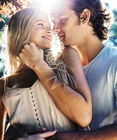 "Alex Pettyfer & Gabriella Wilde 》""Endless Love"" ♡"
