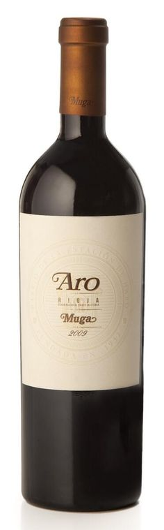 Top #wine selection >>> Muga 'Aro' Temp/Graciano, Rioja, Spain...Follow us on Twitter @TopWinepIcs