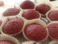 Deliciosos Pink Cupcakes Velvet