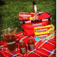 Luzianne Tea's Prize Pack Sweepstakes on http://hunt4freebies.com/sweepstakes