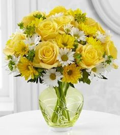 The FTD For All You Do Bouquet - Gift of Flowers for Administrative Professionals' Day – Secretaries Day