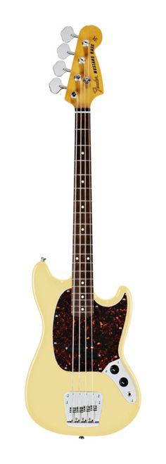 Fender 'Mustang Bass'.