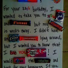 Birthday Present ideas Grandpa Birthday Gifts, Mom Birthday Crafts, 80th Birthday Gifts, Birthday Gift Baskets, Birthday Cards, Birthday Ideas, Birthday Candy Posters, Candy Bar Posters, 50th Birthday Quotes