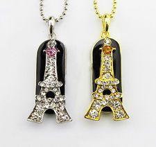 Genuine 4-32GB Eiffel Tower Pendant usb 2.0 memory stick thumb pen drive SP271