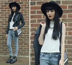 leigh jeans #streetstyle
