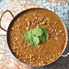 Dal Makhani - healthy & so delicious!
