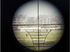 46.00$  Buy now - http://alini4.worldwells.pw/go.php?t=32393998117 - Free shipping Wholesale Air soft Pro 3-9x40 Hunting Mil Dot Air Rifle Gun Optics Sniper Deer Hunting Scope + 11 mm Rail Mounts 46.00$