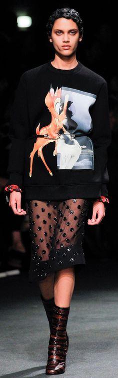 Givenchy - Fall 2013
