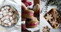 10 úžasných receptů na zdravé cukroví, po kterých nepřiberete Christmas Sweets, Christmas Cookies, Cooking Recipes, Healthy Recipes, Camembert Cheese, Cake Recipes, Food And Drink, Paleo, Low Carb