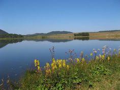 Le lac Bourdouze (63)
