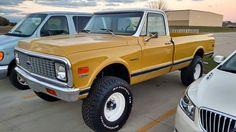 1972 Chevrolet K20