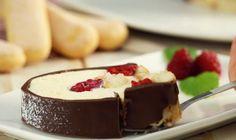 Recept na tiramisu - Receptik. Kitchen Recipes, Baking Recipes, Cake Recipes, Good Food, Yummy Food, Sweet Breakfast, Sweet And Salty, Desert Recipes, Sweet Recipes