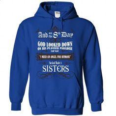 sisters angel - #hoodie creepypasta #sweater weather. ORDER HERE => https://www.sunfrog.com/LifeStyle/sisters-angel-2133-RoyalBlue-28180519-Hoodie.html?68278