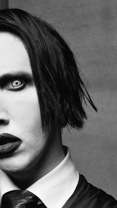 """""""I never said to be like me, I say to be like you and make a difference."""" - Marilyn Manson. °"""