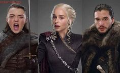 Jon Snow, Daenerys Targaryen, Arya Stark: Game of Thrones Season 7 characters get new stunning looks