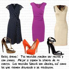 Styling Tip: Vestidos según tu tipo de cuerpo   CoolTown Fashion