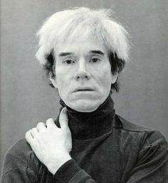 Andy Warhol, nome d'arte di Andrew Warhola Jr. (Pittsburgh, 6 agosto 1928 – New York, 22 febbraio 1987), è stato un pittore, scultore, regista, produttore cinematografico, direttore della fotografia, attore, sceneggiatore e montatore statunitense, figura predominante del movimento della Pop art americano.