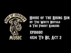 John the Revelator - Curtis Stigers & The Forest Rangers Featured in the Season 1 finale of the show. Watch Sons of Anarchy Tuesdays at 10 PM on FX Sons Of Anarchy, John The Revelator, Joan Armatrading, I Want You Love, Katey Sagal, Alison Mosshart, Richard Thompson, William And Son, House Of The Rising Sun
