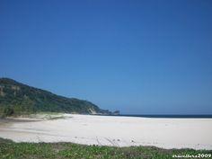 Pantai Modangan di Malang, Jawa Timur