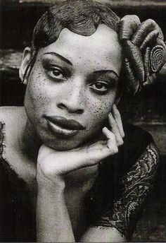 """Stacey Mckenzie. """"Everything has beauty, but not everyone sees it."""" -Confucius. Change the dialogue, change outcome at http://www.pinterest.com/SuburbanFandom/majority-of-beauty/"""