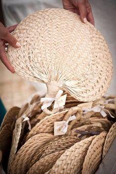 Mariage d'été - détails pour les invités