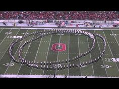 OMG this is amazing! The Ohio State Marching Band goes to the movies - Hollywood Blockbusters! Potterheads pay special attention around the 4:11 mark! WOW!