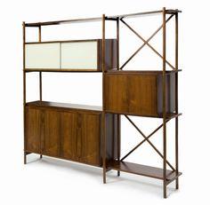 Custom-Made Bookshelf by Joaquim Tenreiro image 2
