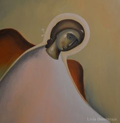 Detail - The Annunciation