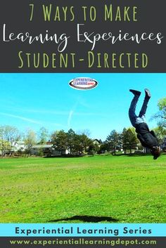 What is student-directed learning and how can I apply it to my classroom? This blog post has all the answers. High School Curriculum, High School Activities, Learning Activities, Social Studies Lesson Plans, Math Lesson Plans, Project Based Learning, Learning Process, English Lesson Plans, High School History